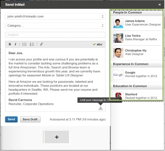 3 linkedin recruiter enhancements to increase your