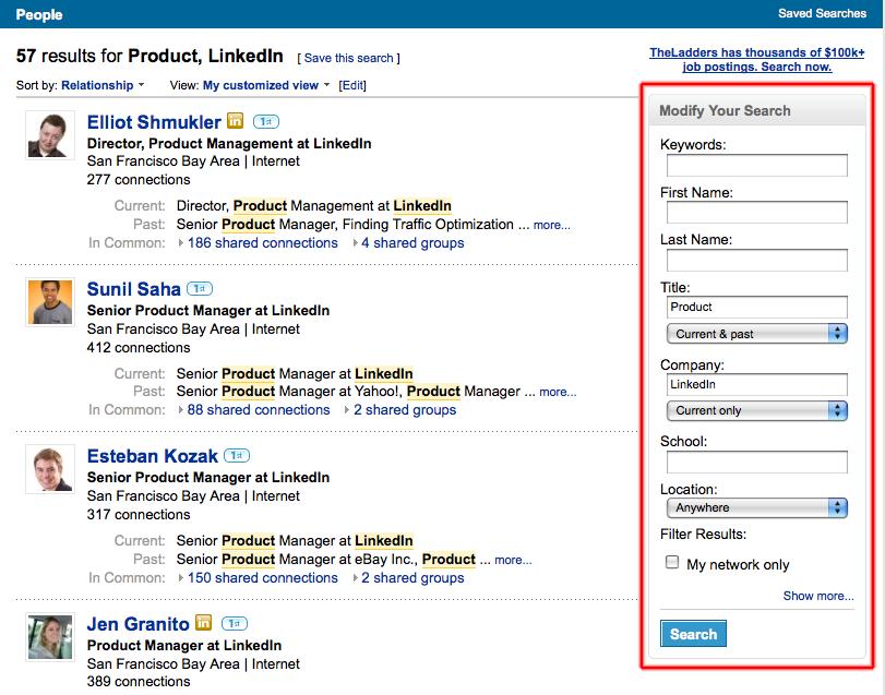 a4ebb07d248 Advanced Search Operators for the LinkedIn Pro | Official LinkedIn Blog