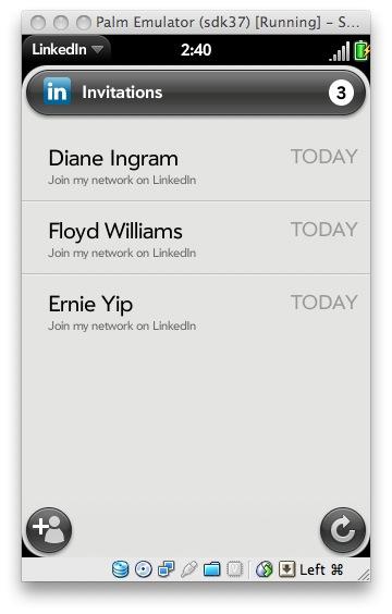 Inbox Invites