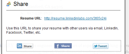 Export: ...  Resume Builder Linkedin
