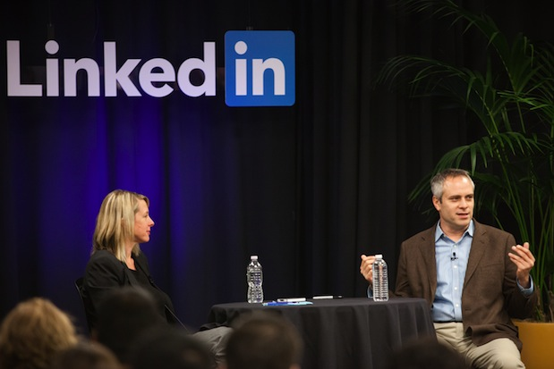 Brad Stone LinkedIn Speaker Series