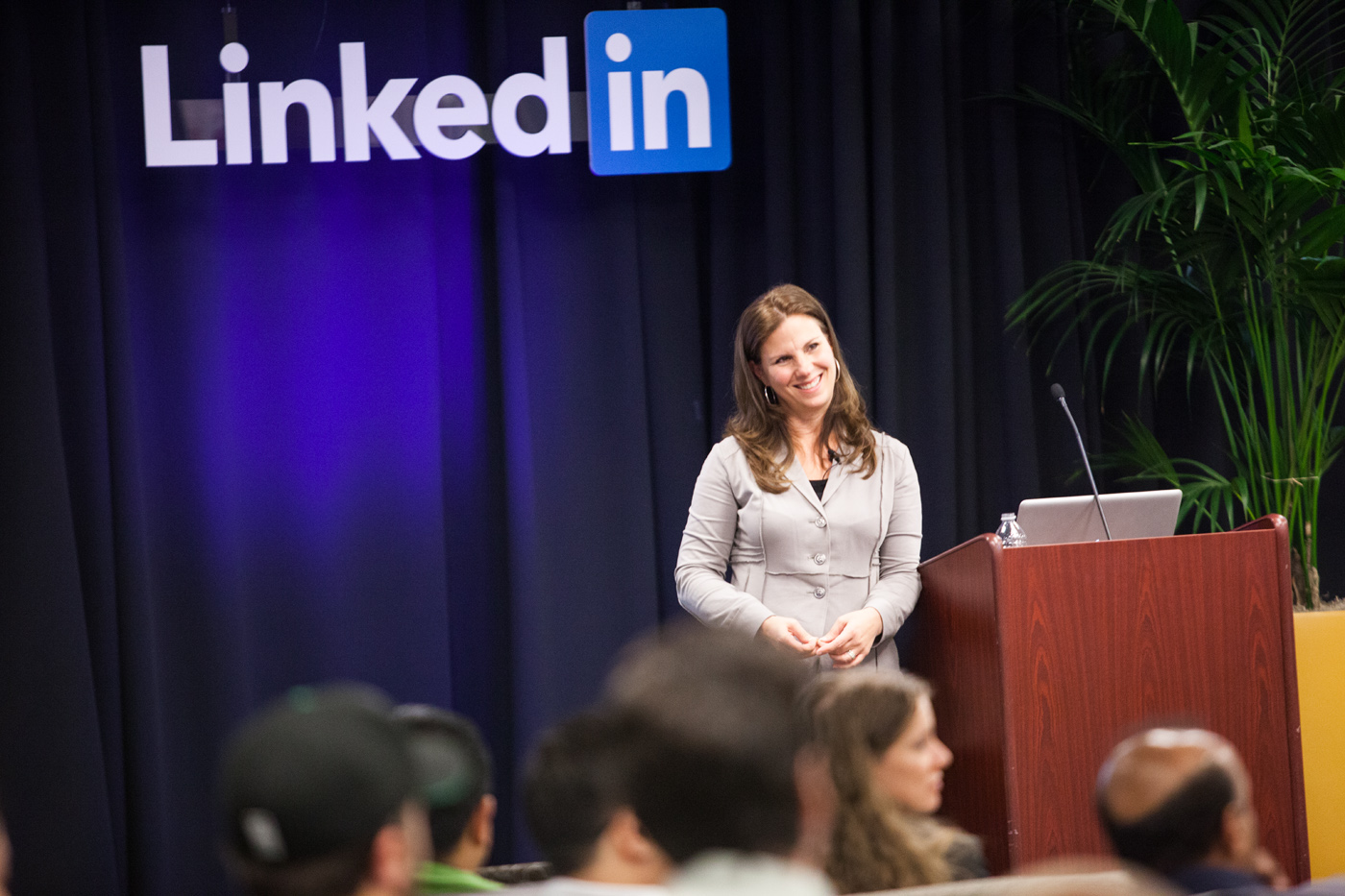 nancy duarte linkedin speaker series