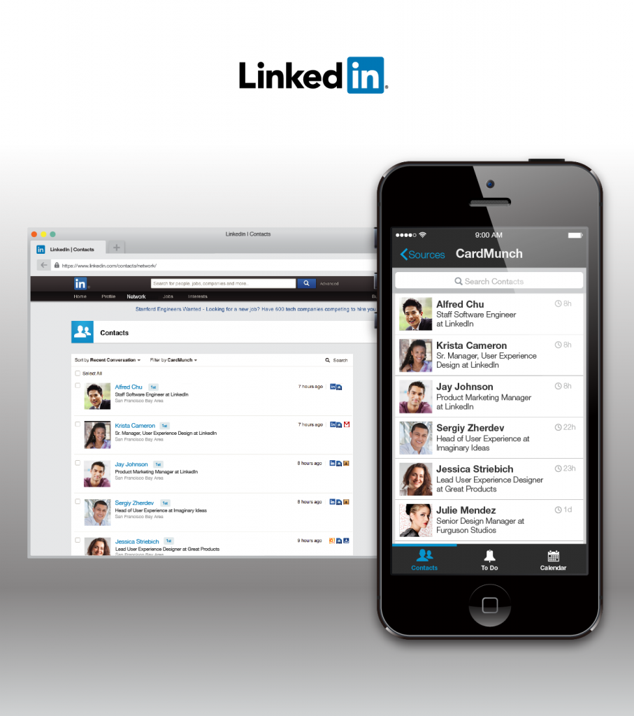 Evernote + LinkedIn: Powering Professional Relationships | Official ...