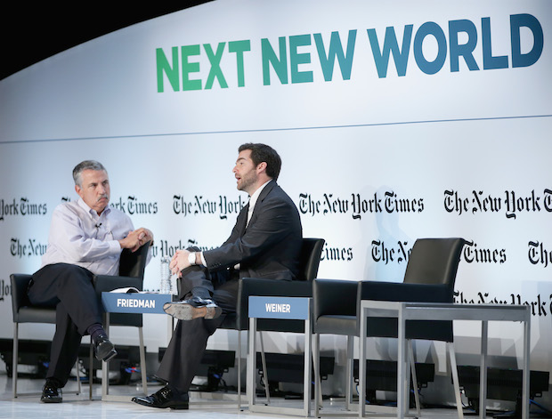 The New York Times Next New World Conference
