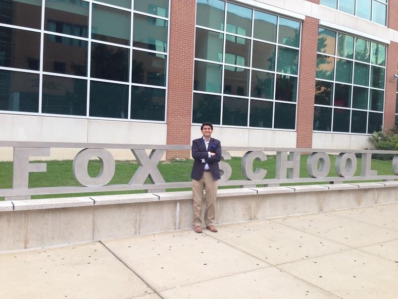Gaurav Fox School