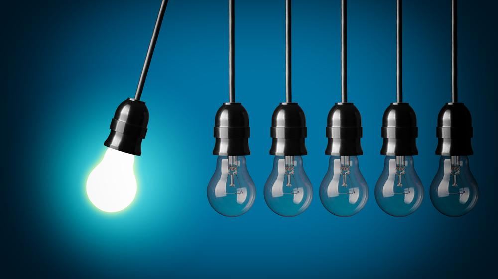 Innovation Light Bulbs