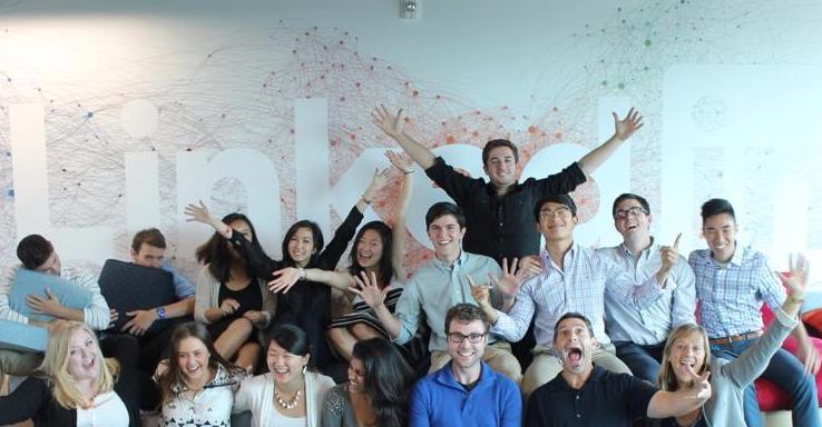 LinkedIn Intern Crew