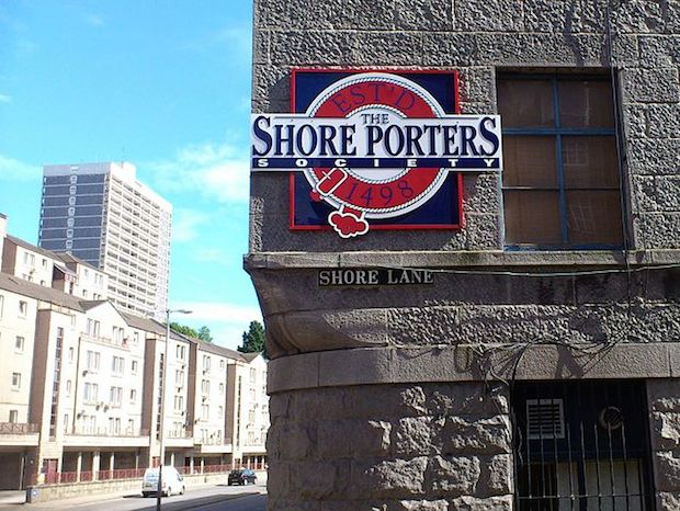 shore porters