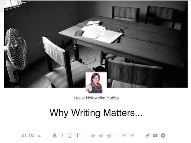 newwriting