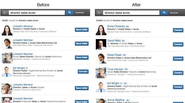 Find People and Jobs Faster with LinkedIn Search