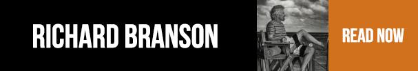 Richard Branson - I Quit
