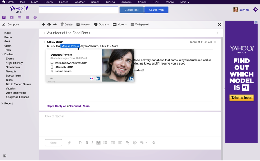 yahoomailscreen