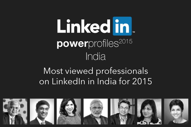 LinkedIn Indial Power Profiles 2015