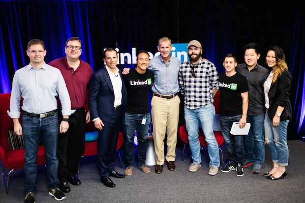 LinkedIn McChrystal Veterans