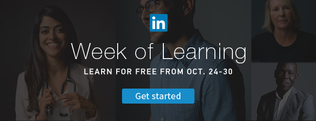 top skills blog banner OCT20 post - LinkedIn Tells You the Skills You Need and Offers Free Learning