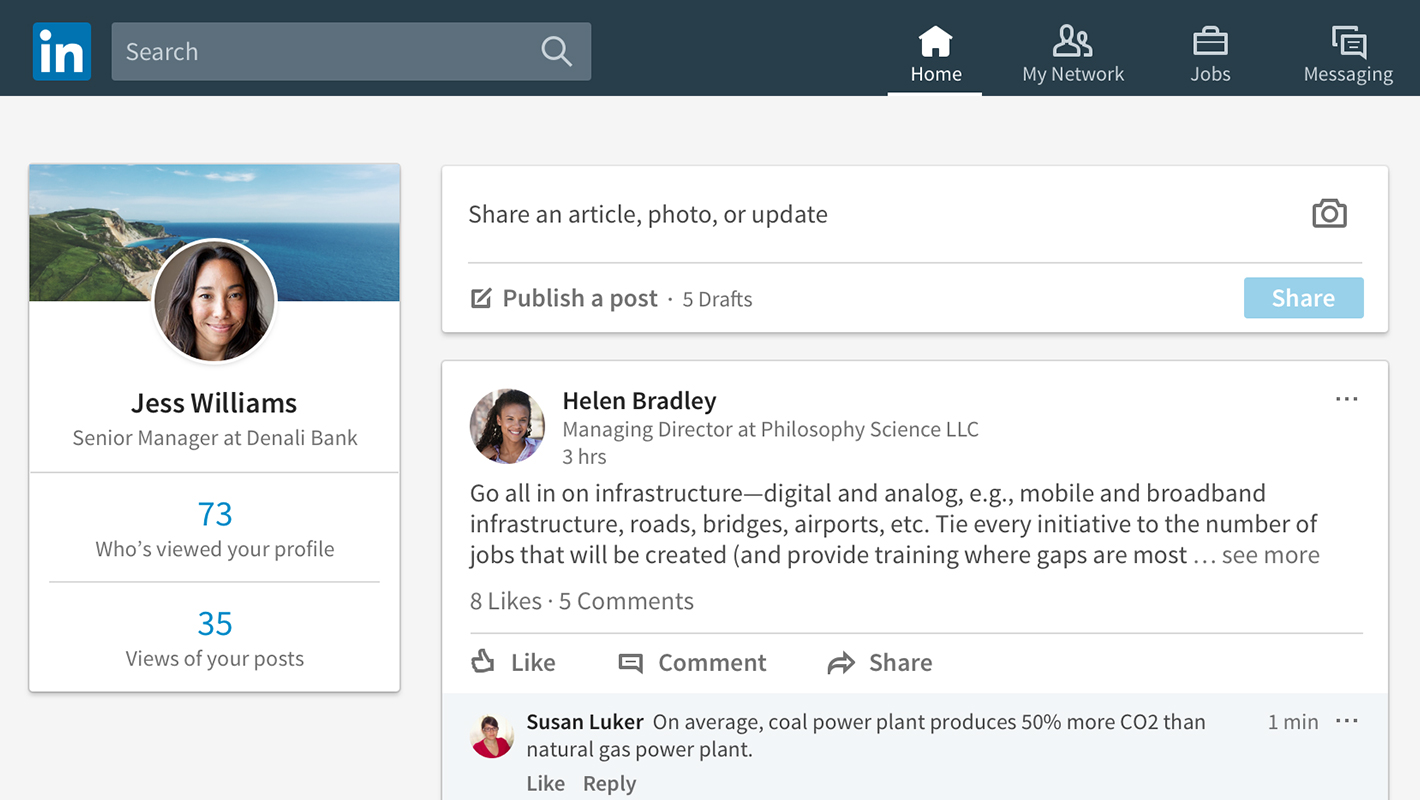 New Features to Get the Most From Posting on LinkedIn
