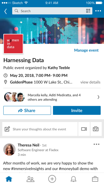 Linkedin offers events planning, more in latest update - onmsft. Com - december 10, 2019