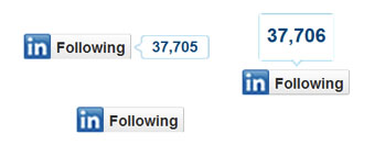 Increase LinkedIn Followers on Company Page with Follow Button