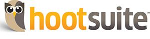 HootSuite logo - intro