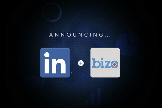 LinkedIn and Bizo