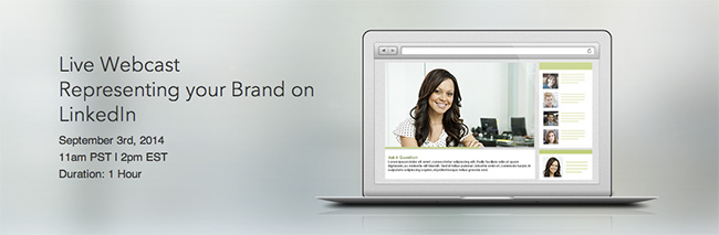 Representing-Your-Brand-on-LinkedIn-Webcast