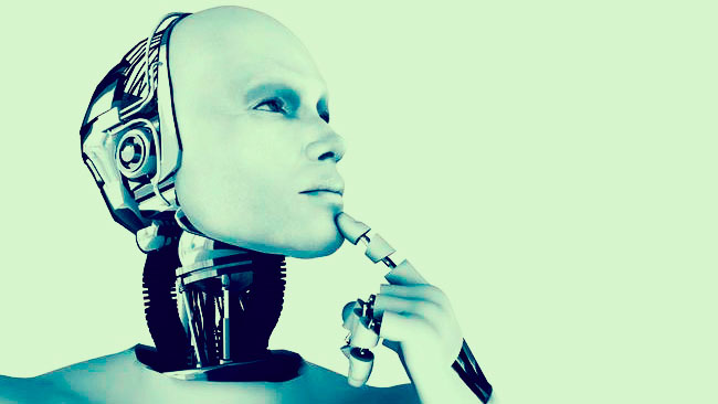 hybrid marketer robot