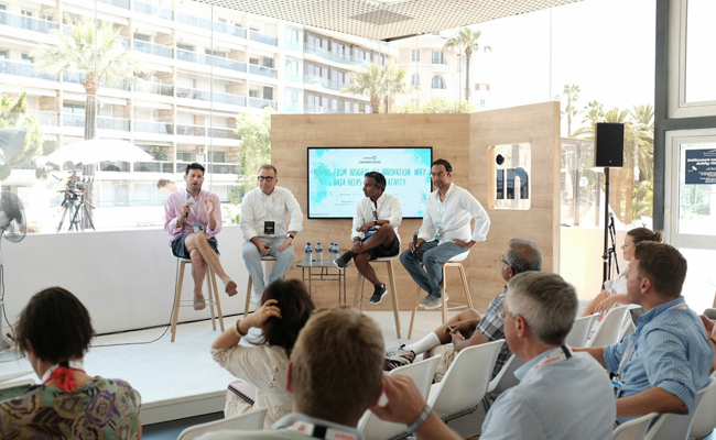 Russ Glass Cannes Lions