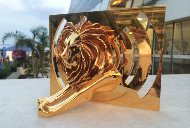 cannes lions gold
