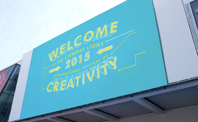 cannes lions welcome