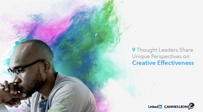 creative effectiveness 650