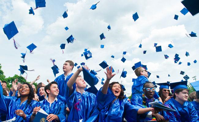 graduation 650