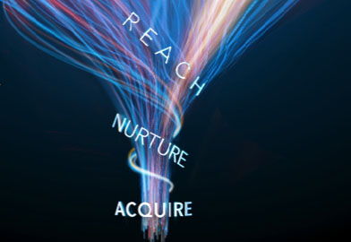 reach nurture acquire