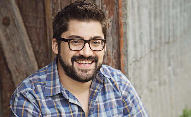 Austin Kleon, Author of Social Media Marketing Book Show Your Work