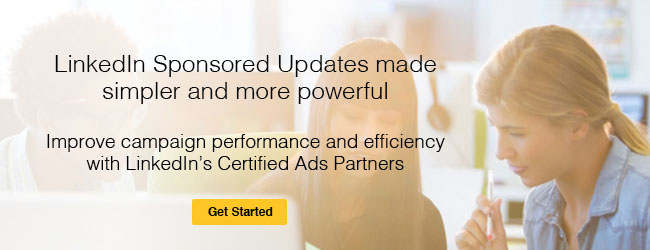 LinkedIn Certified Ad Partners
