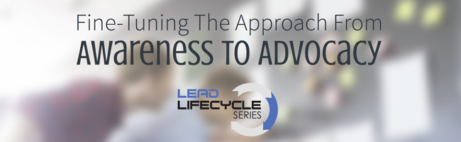 lead lifecycle series