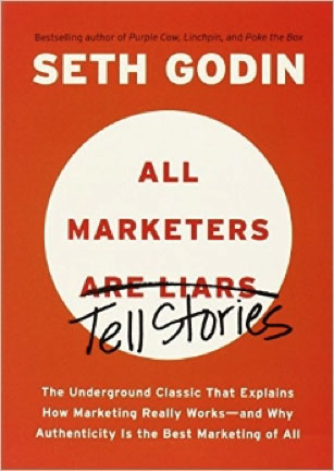 marketers tell stories