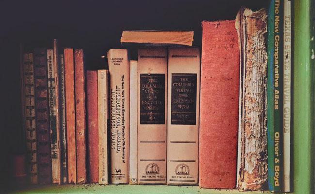 old marketing books