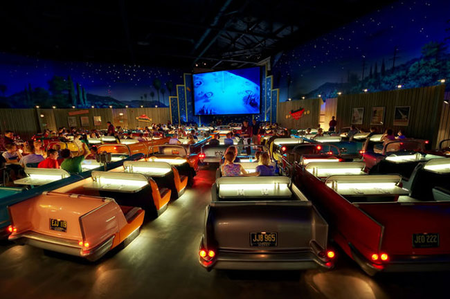 summer movie theatre