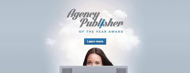 Agency Publisher Footer