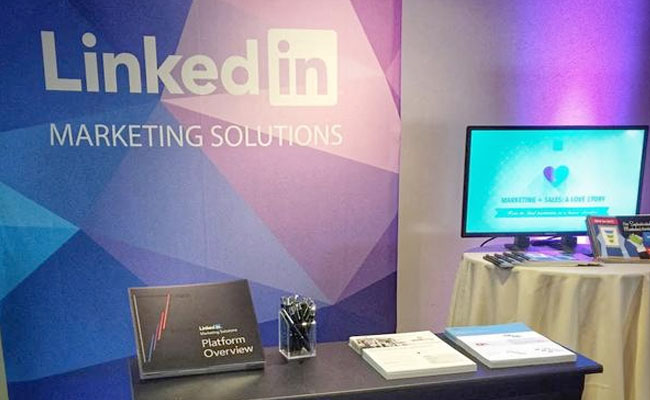 linkedin marketing solutions boston