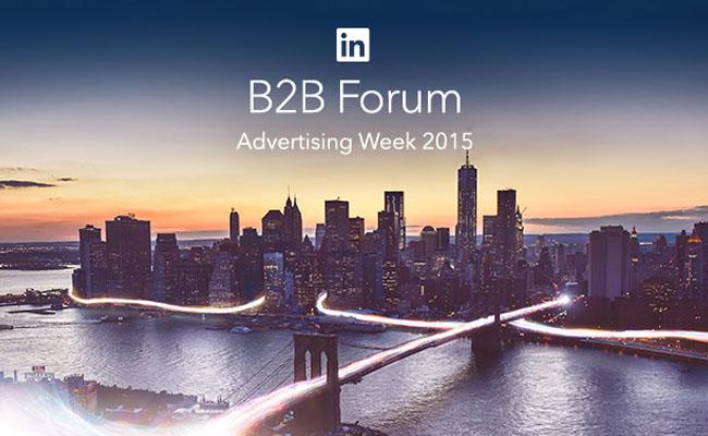 LinkedIn B2B Forum