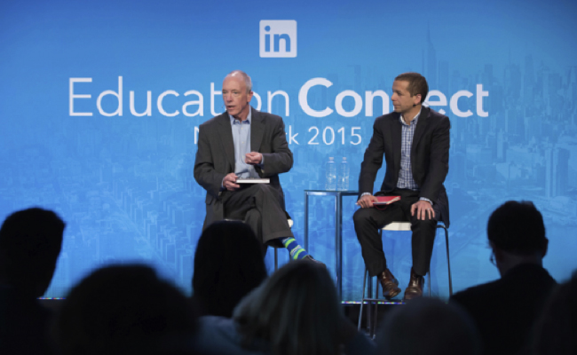 LinkedIn Education Connect
