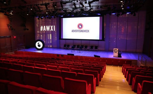 adweek times center stage