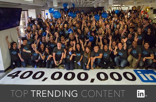 400 million members header