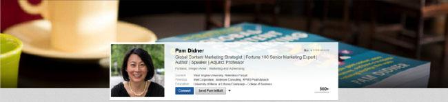 Pam Didner Header