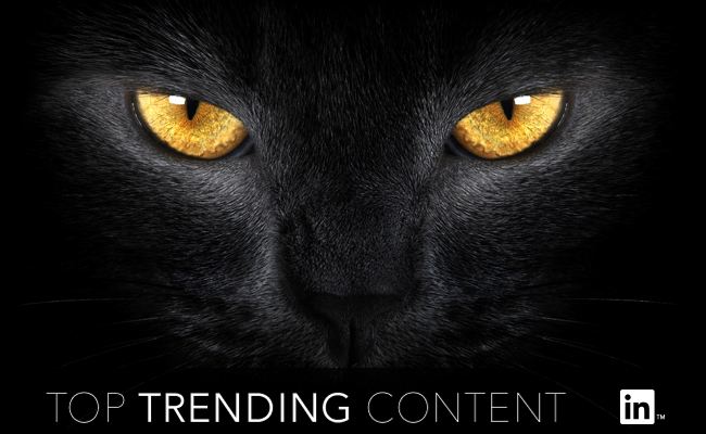 top trending content friday 13