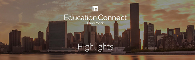 Education Connect 2016 Highlights