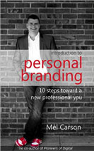 Marketing Book Worth a Look: Introduction to Personal Branding, by Mel Carson | LinkedIn Marketing Solutions Blog