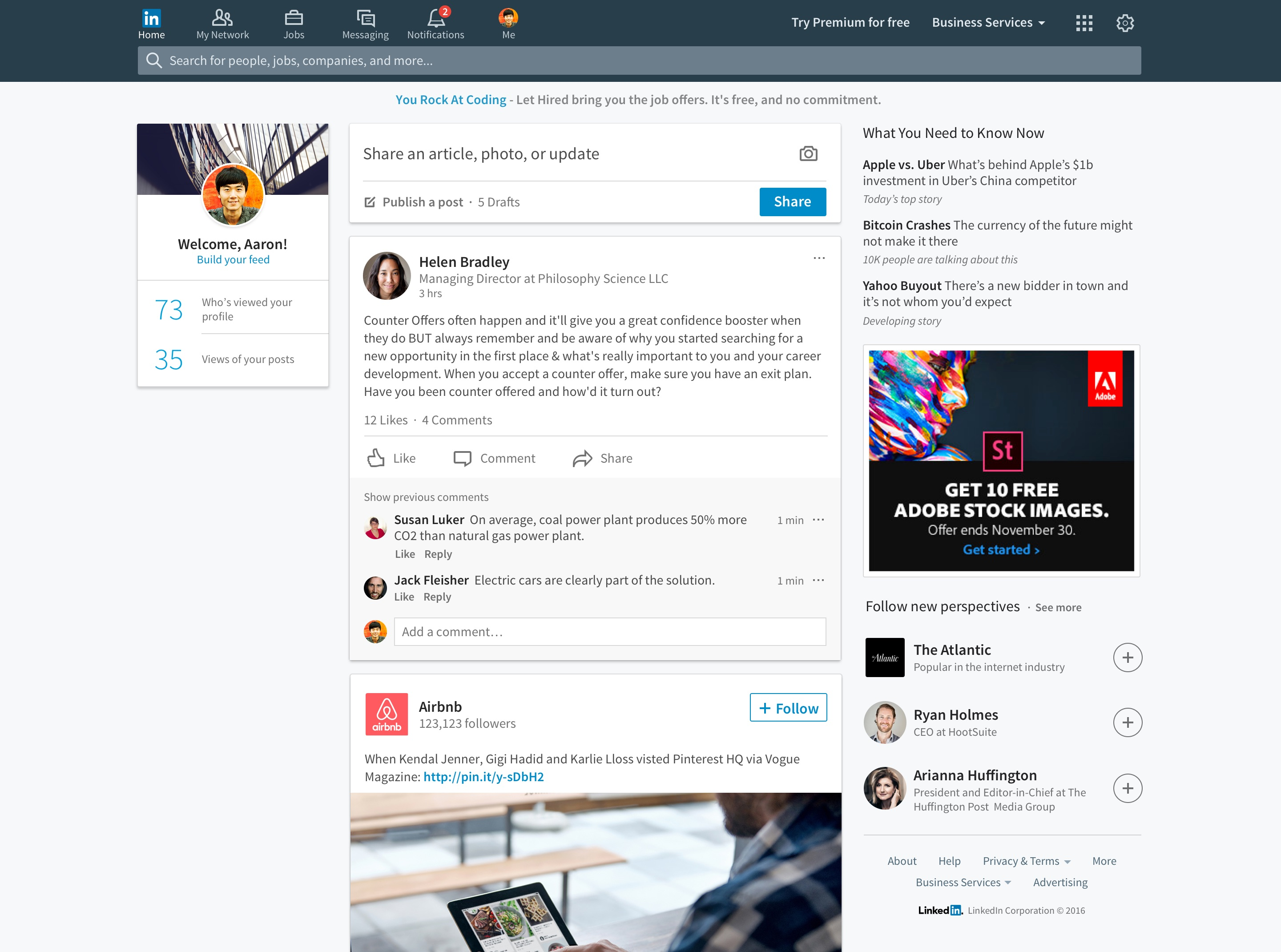 LinkedIn: Everything You Need To Know To Rock LinkedIn Sponsored