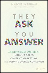 They Ask You Answer Book